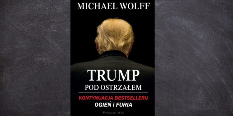 Trump pod ostrzałem - kup na TaniaKsiazka.pl