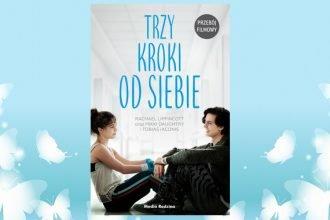 Trzy kroki od siebie - kup na TaniaKsiazka.pl