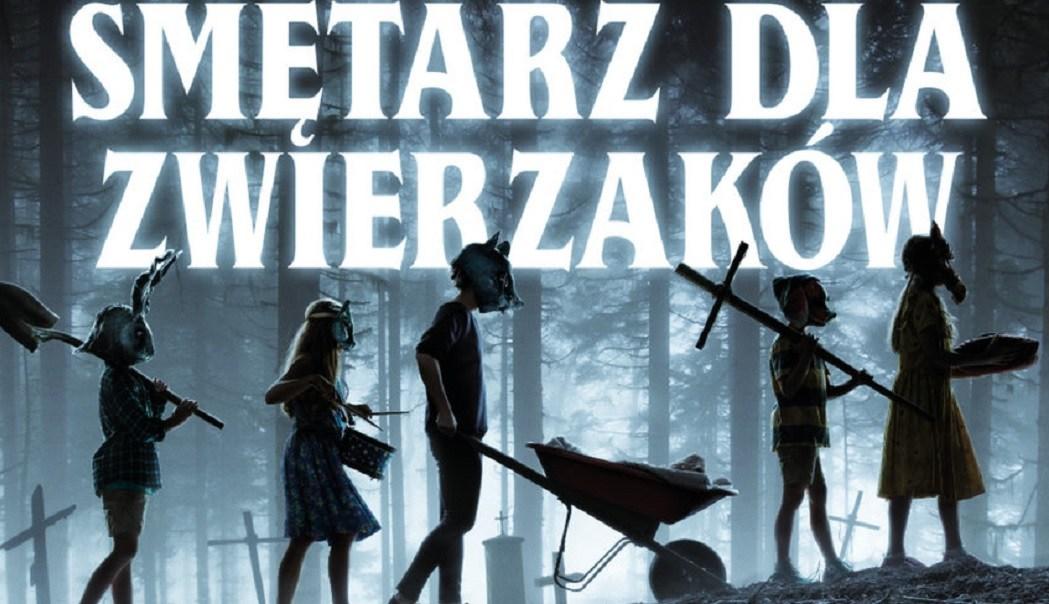 Smętarz dla zwierzaków - recenzja horroru Stephena Kinga, książkę znajdziesz w TaniaKsiazka.pl