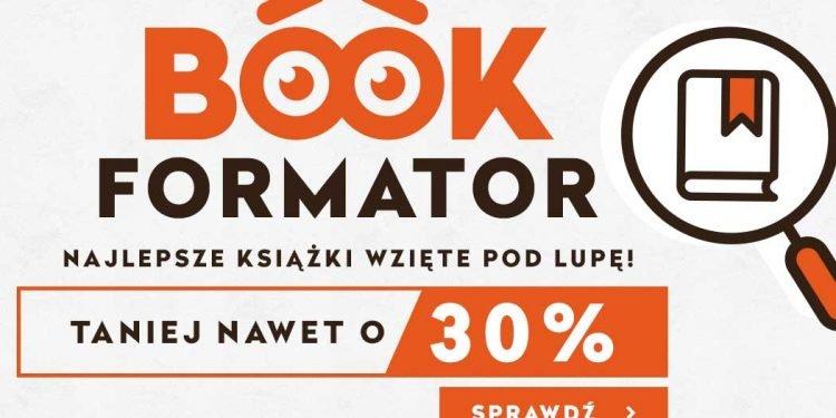 BOOKFORMATOR, czyli nowinki z wydawniczego świata