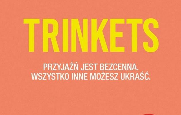 Trinkets - kup na TaniaKsiazka.pl