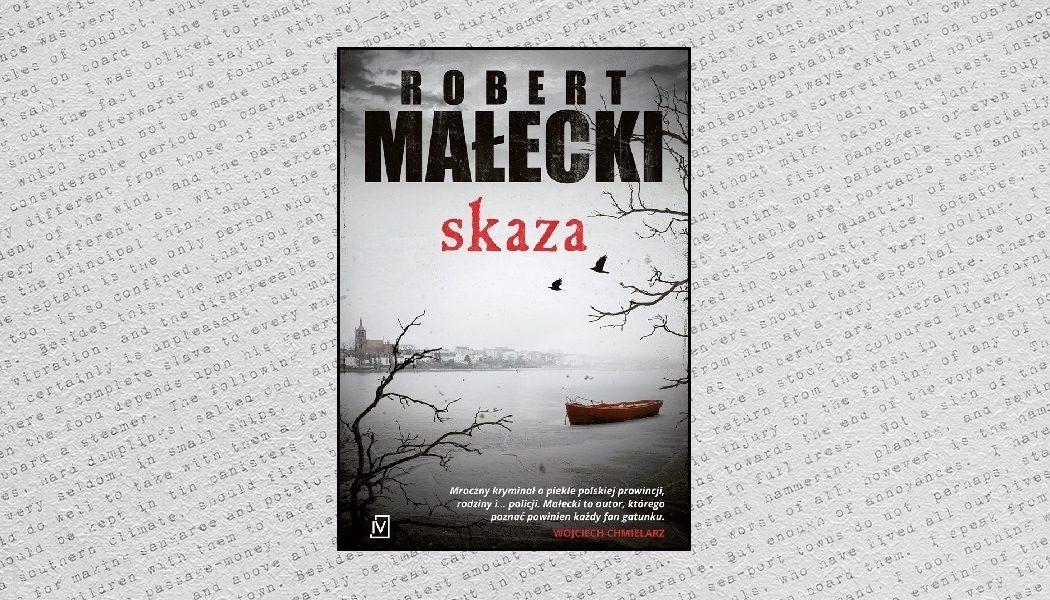 Nagroda Wielkiego Kalibru 2019 dla Roberta Małeckiego. Sprawdź nagrodzoną książkę w TaniaKsiazka.pl