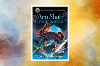 Aru Shah i pieśń śmierci