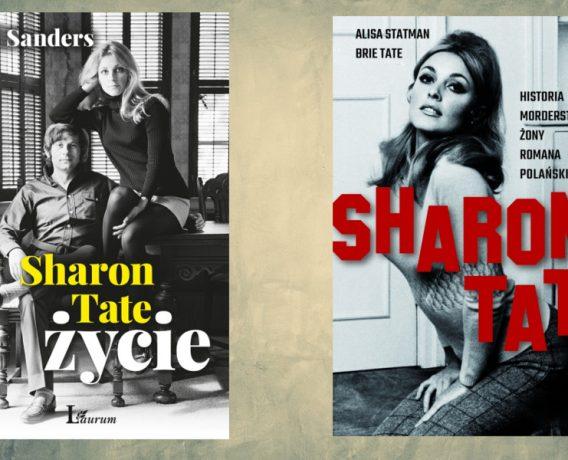 Książki o Sharon Tate - sprawdź na TaniaKsiazka.pl