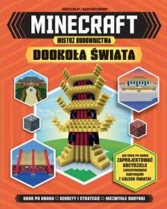 Minecraft. Mistrz budownictwa. Dookoła świata - kup na TaniaKsiazka.pl