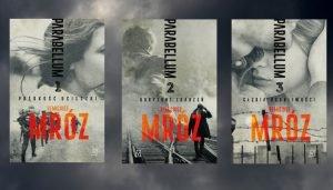 Reedycja trylogii Mroza - sprawdź na TaniaKsiazka.pl