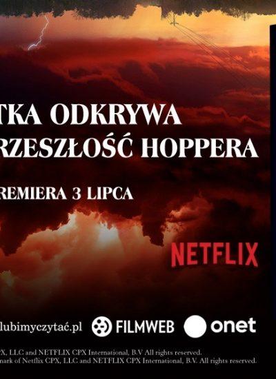 Ciemność nad miastem druga powieść ze świata Stranger Things. Sprawdź w TaniaKsiazka.pl