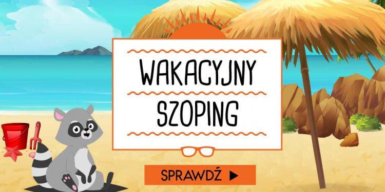Wakacyjny Szoping w TaniaKsiazka.pl