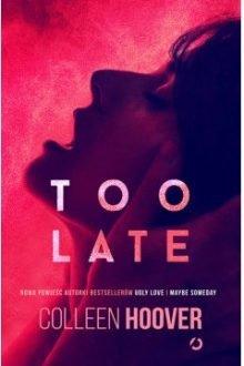 Przegląd lipcowych premier książkowych: Too late
