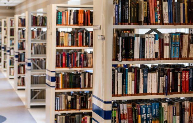 Biblioteczka na oddziale onkologicznym