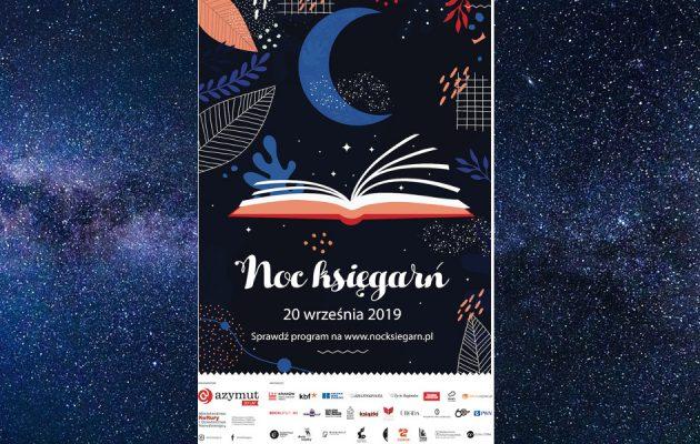 Noc Księgarń - zobacz