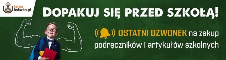 Podręczniki i wyprawka szkolna w TaniaKsiazka.pl