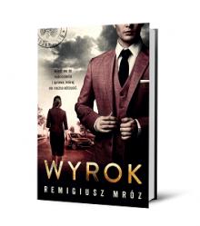 Nowy tom serii Mroza z Chyłką - Wyrok - szukaj na TaniaKsiazka.pl!