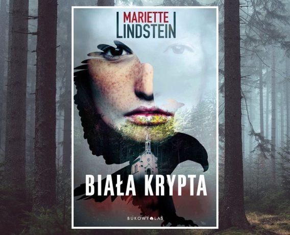 Biała krypta od Mariette Lindstein. Recenzja książki