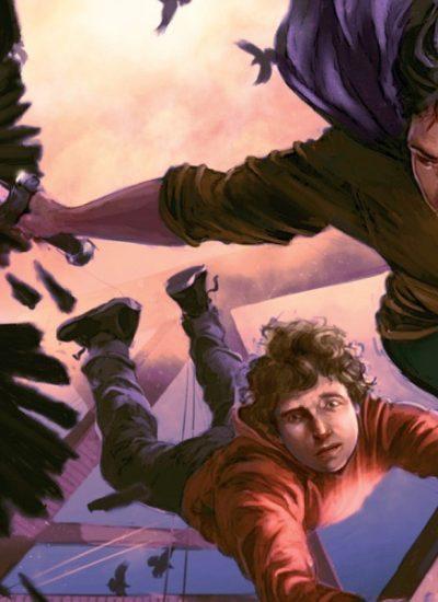 Grobowiec tyrana - Rick Riordan powraca z nową powieścią
