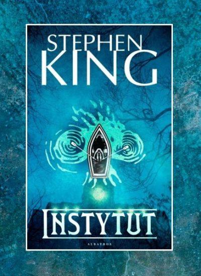 Instytut Stephena Kinga - nowa książka mistrza grozy już we wrześniu