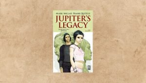Jupiter's Legacy - kup na TaniaKsiazka.pl
