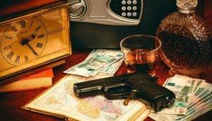 Sensacyjne i kryminalne książki