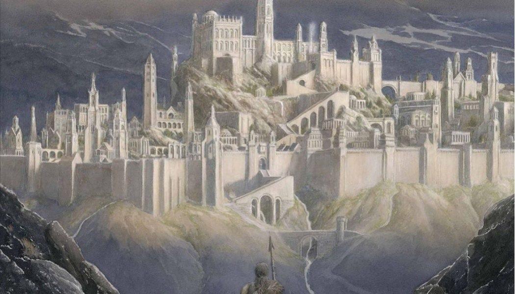 J.R.R. Tolkien Upadek Gondolinu, ostatnia Opowieść z Dawnych Dni