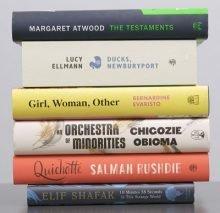 Krótka lista nominowanych do Bookera 2019
