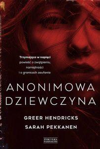 Anonimowa dziewczyna - kup na TaniaKsiazka.pl