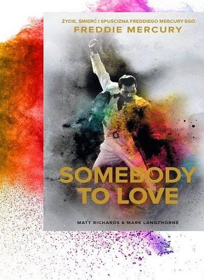 Książka Somebody to love