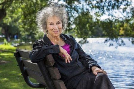 Margaret Atwood fot. Liamsharp