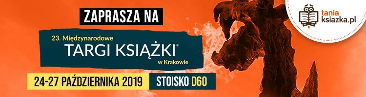Międzynarodowe Targi Książki w Krakowie - odwiedź TaniaKsiazka.pl