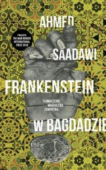 Frankensteina w Bagdadzie poleca taniaksiazka.pl