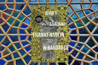 Frankenstein w Bagdadzie poleca taniaksiazka.pl