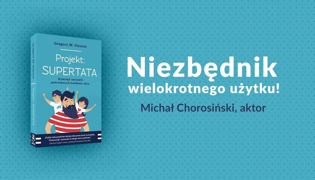 Projekt: Supertata - sprawdź w TaniaKsiazka.pl >>