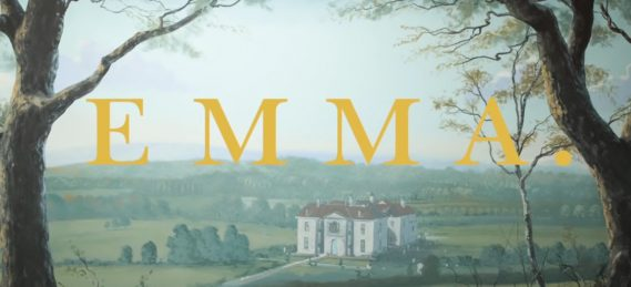 Ekranizacja Emmy Jane Austen