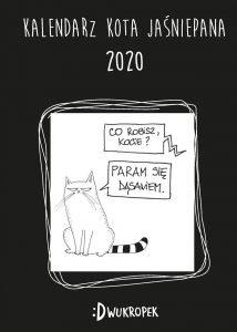 Kalendarz kota Jaśniepana - kup na TaniaKsiazka.pl