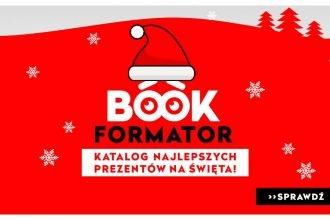 Świąteczny BookFormator od TaniaKsiazka.pl >>