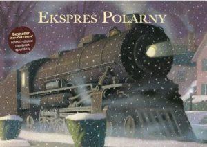 Świąteczne książki dla dzieci - Ekspres Polarny - sprawdź w TaniaKsiazka.pl
