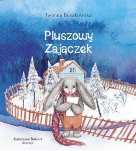 Pluszowy Zajączek - sprawdź w TaniaKsiazka.pl