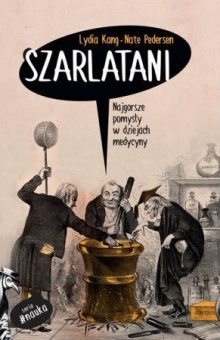 Książkę Szarlatani poleca taniaksiazka.pl