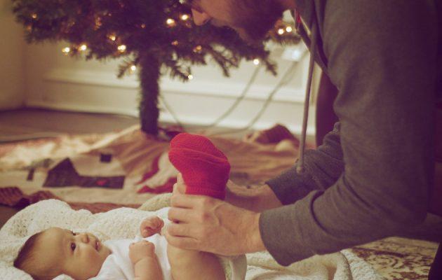 Świąteczny prezent dla niemowlaka - sprawdź na TaniaKsiazka.pl
