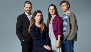 Aktorzy serialu w Głębi lasu