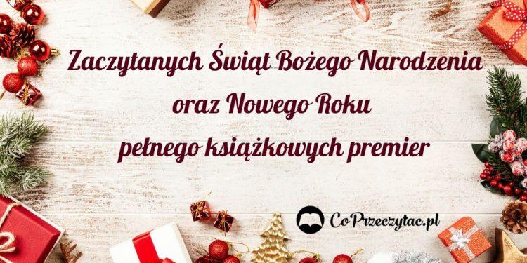 Życzymy zaczytanych Świąt!