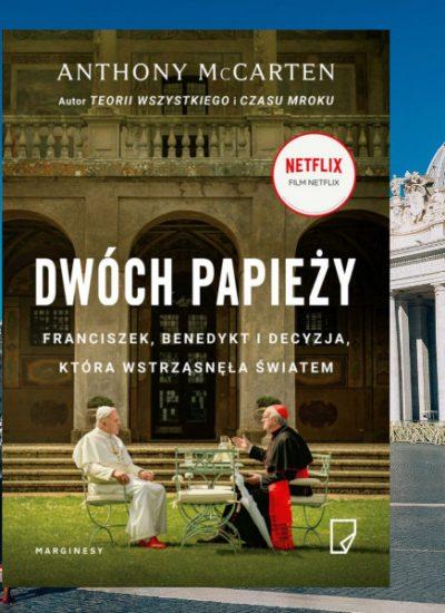 Dwóch papieży - kup na TaniaKsiazka.pl