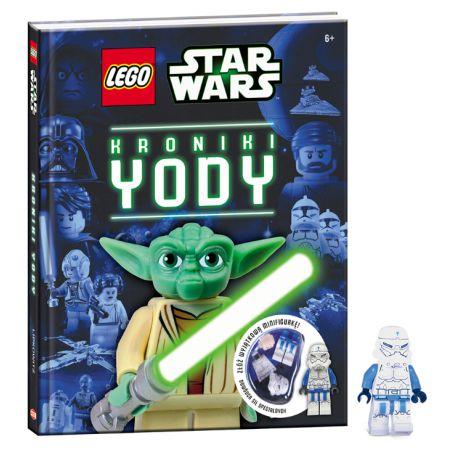 Lego Star Wars. Kroniki Yody - Sprawdź w TaniaKsiazka.pl