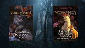 Nowe książki ze świata Wojownicy - kup na TaniaKsiazka.pl