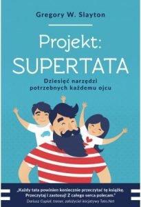 Recenzja książki Projekt Supertata