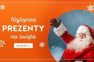 Prezent na święta dla mola książkowego - sprawdź w TaniaKsiazka.pl