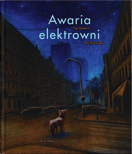 Awaria elektrowni - Sprawdź w TaniaKsiazka.pl