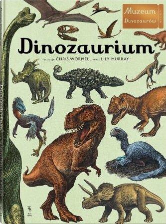 Dinozaurium - sprawdź w TaniaKsiazka.pl