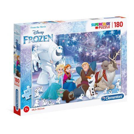 Puzzle Frozen - Sprawdź w TaniaKsiazka.pl