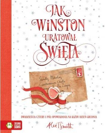 Jak Winston uratował Święta - Sprawdź w TaniaKsiazka.pl
