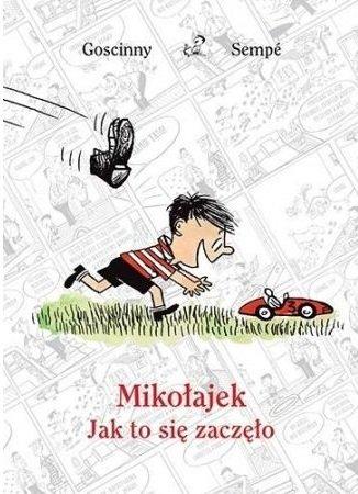 Mikołajek. Jak to się zaczęło - Sprawdź w TaniaKsiazka.pl